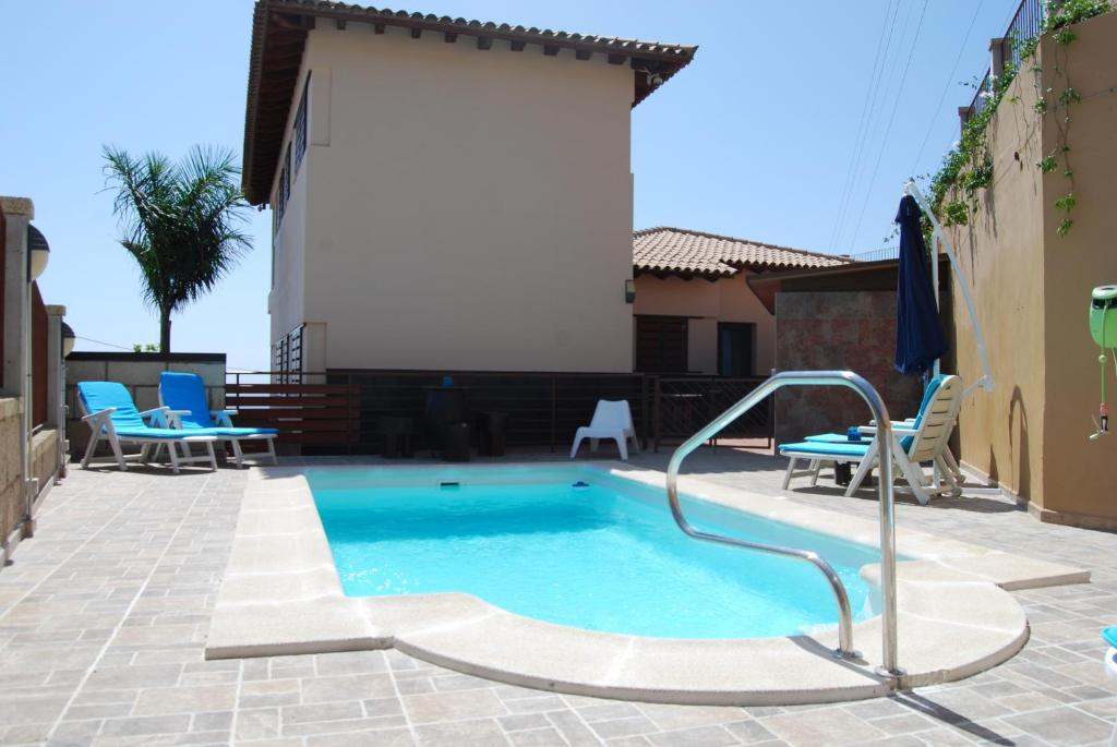 Villa El Tagoro, Candelaria, Spain - Booking.com
