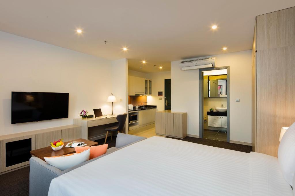 Oakwood Apartments Ho Chi Minh City