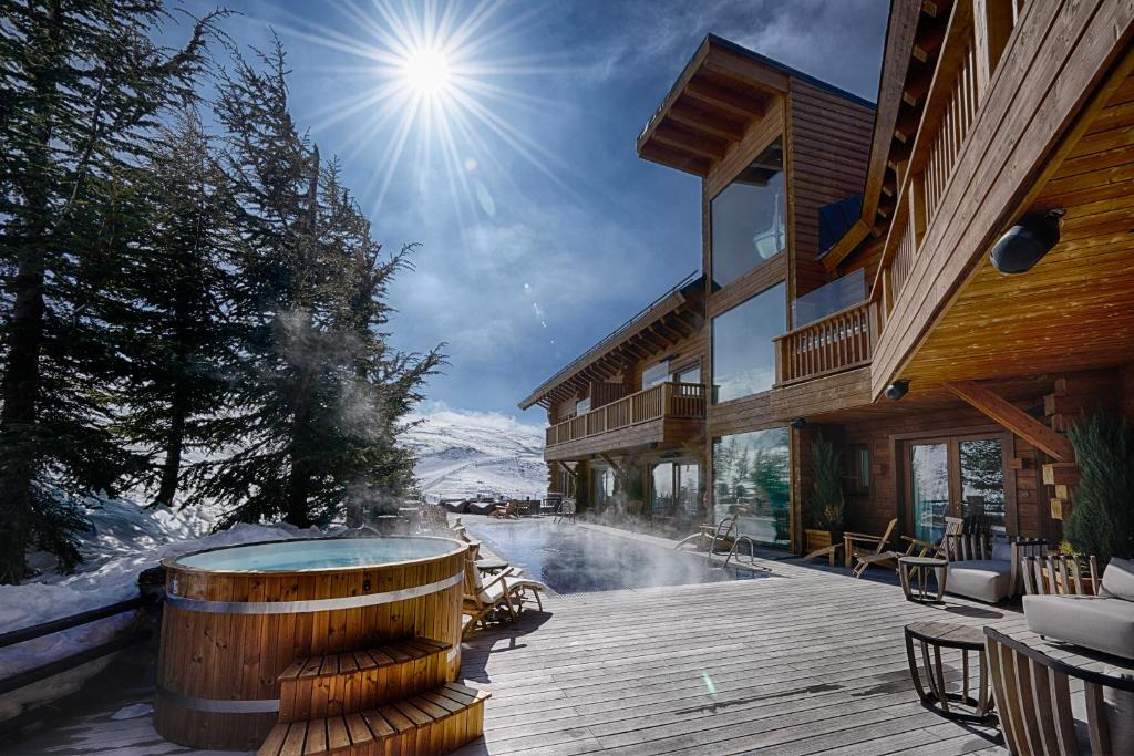 El Lodge, Ski & Spa (España Sierra Nevada) - Booking.com