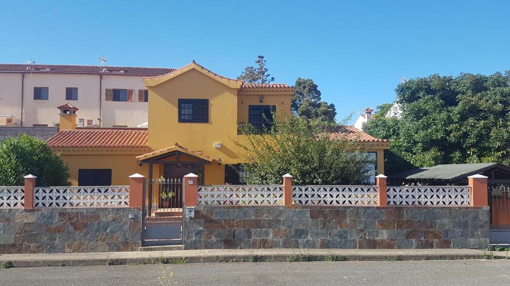 Vakantiehuis La Casa de Tara (Spanje Teror) - Booking.com