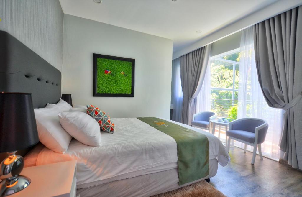 Suite 1 Phòng Ngủ Có Ban Công - Bao Trọn Gói Spa