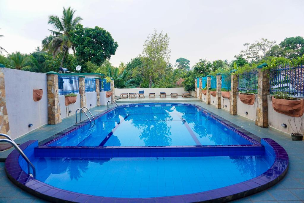The swimming pool at or near Lavendish Beach Resort