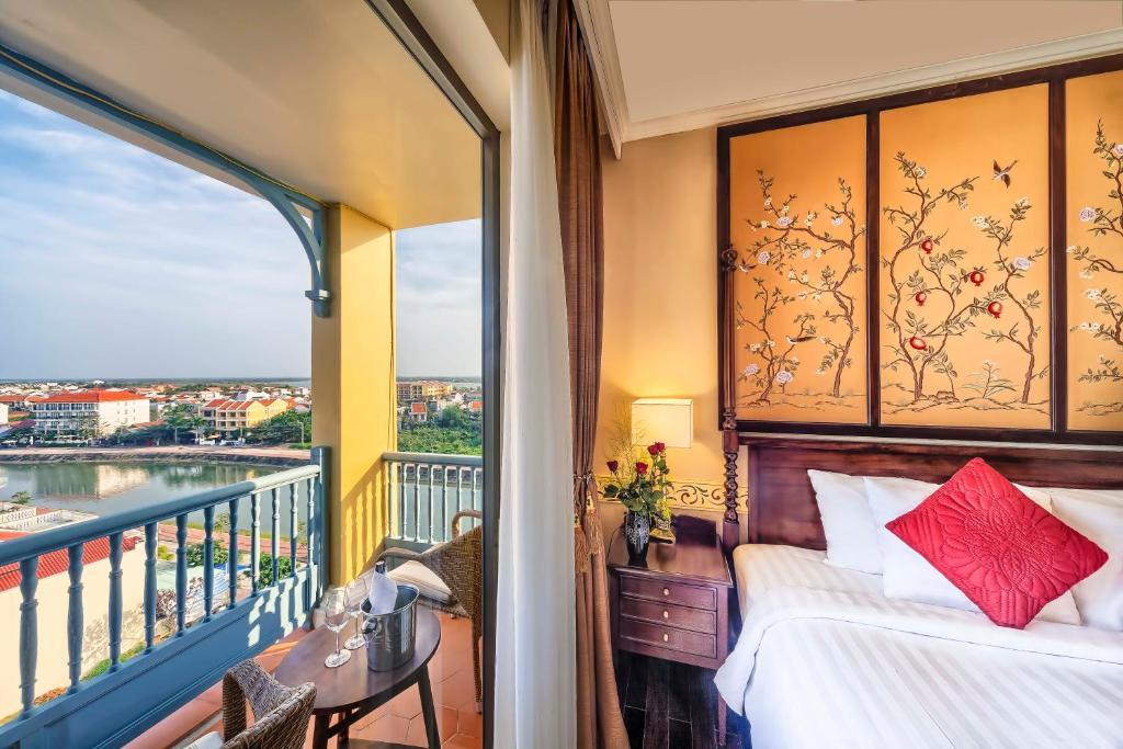 Phòng Suite Residencia Hướng Phố