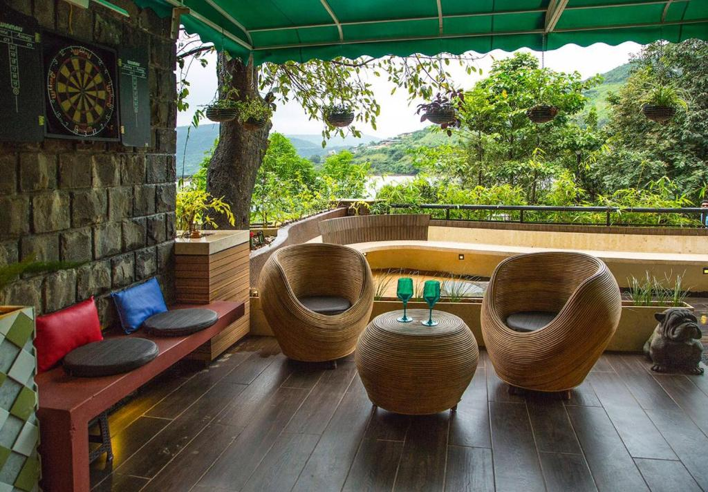 Lavasa Luxury Deck Apartment With View India Booking Com