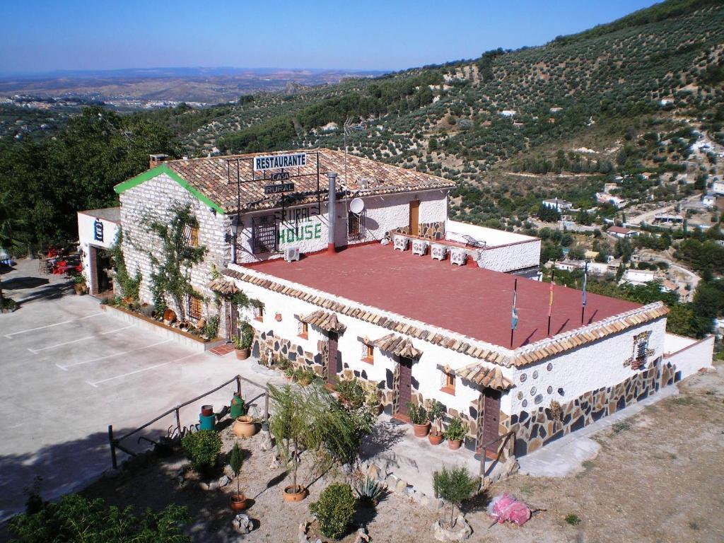 Casa de campo Caseria de Piedra (España Jaén) - Booking.com