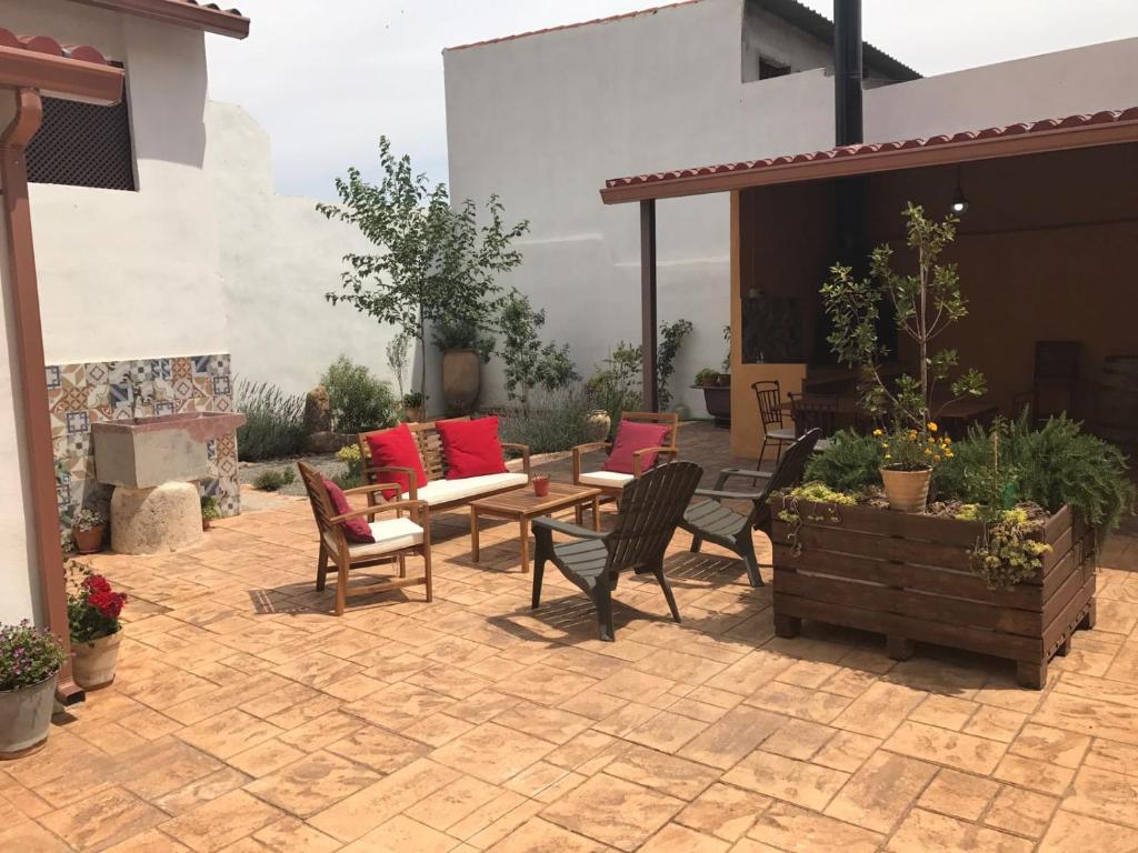 Casa de campo Casa La Abuela (España Villamalea) - Booking.com