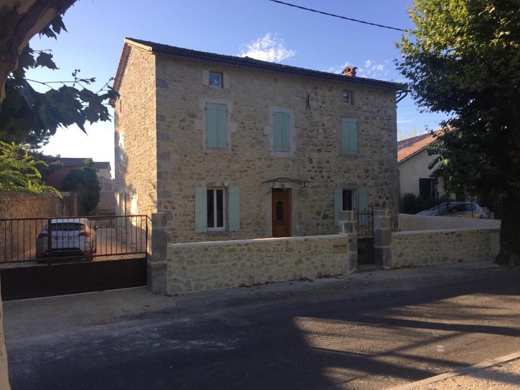 Ferienwohnung La maison de Salavas (Frankreich Vallon-Pont ...