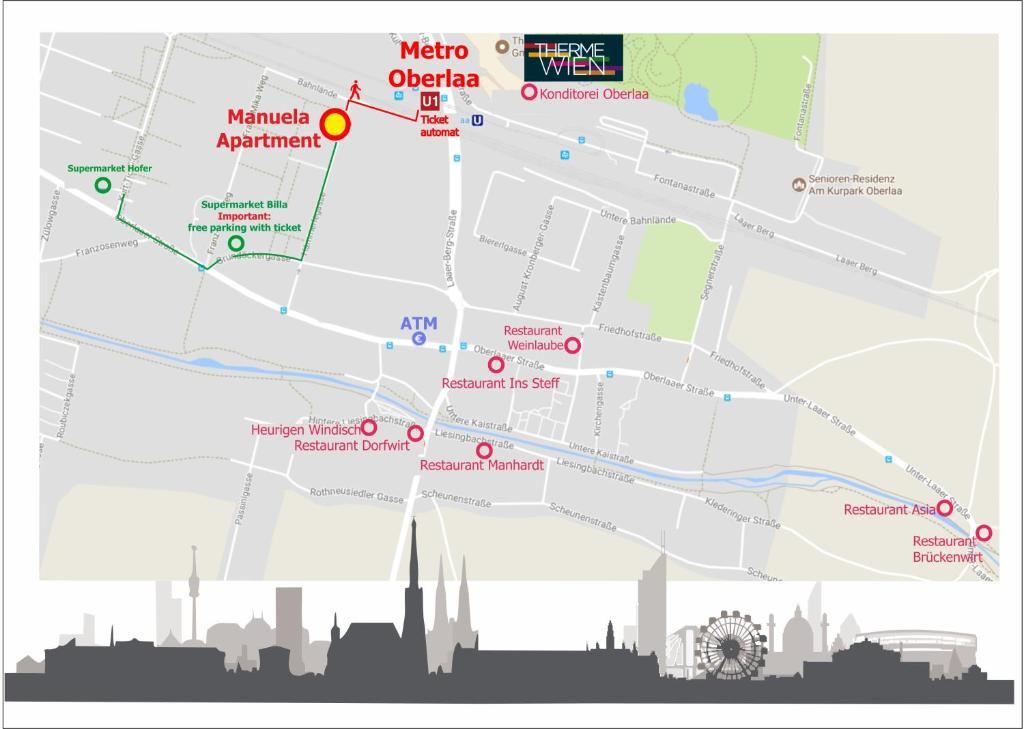 Flatprovider Manuela Apartment Vienna Becs 2020 Legfrissebb Arai