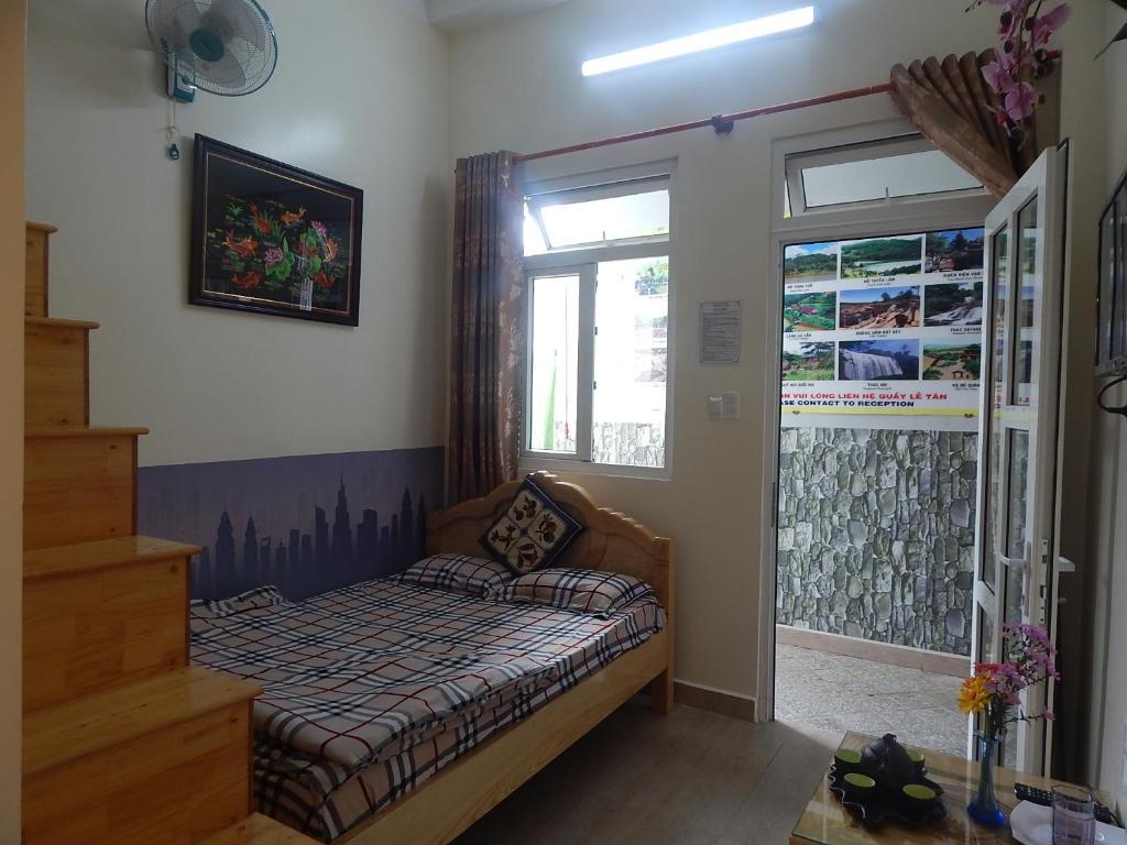 Phòng Giường Đôi hay 2 Giường Đơn với phòng tắm