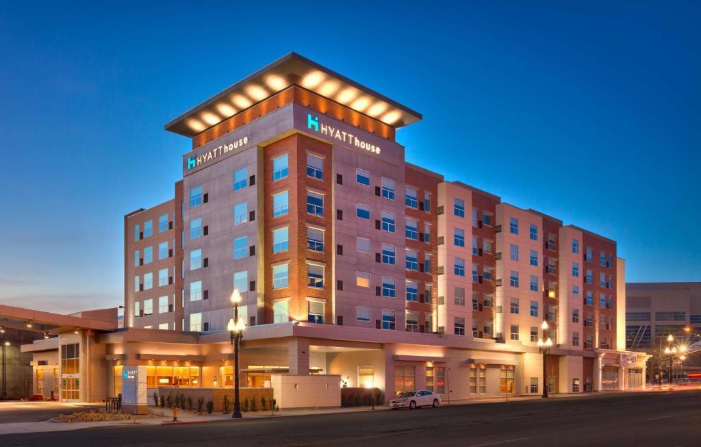 Hotels In Salt Lake City >> Hyatt House Salt Lake City Downtown Salt Lake City Harga