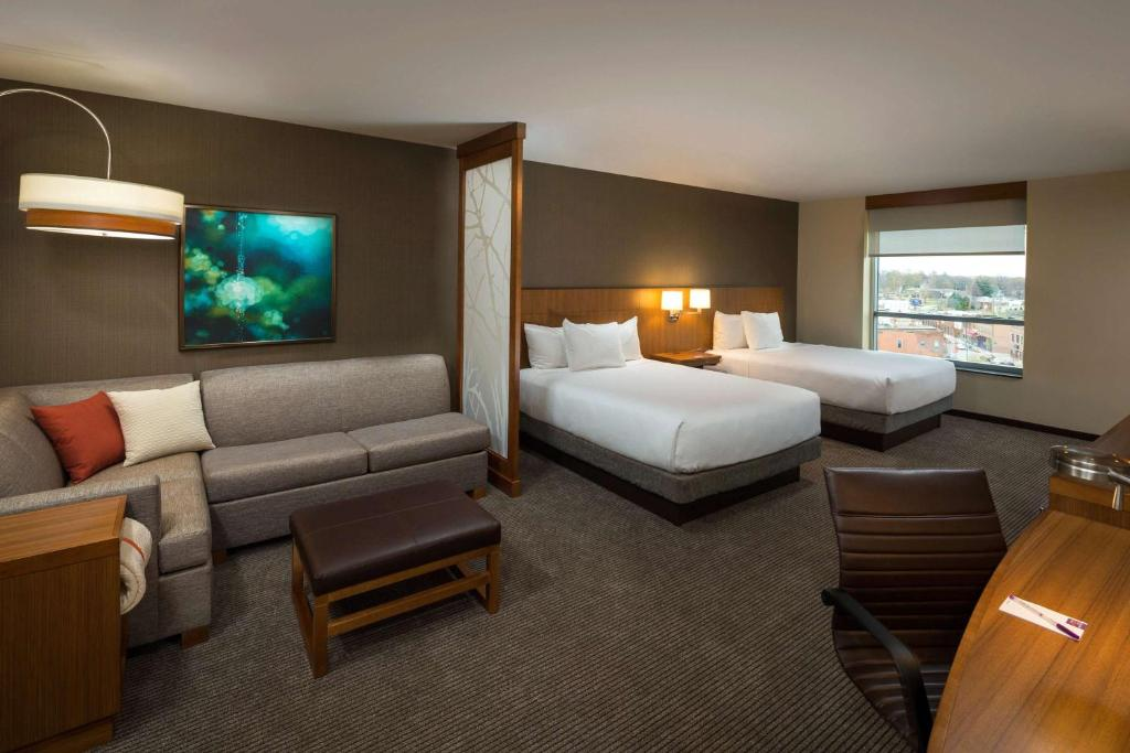 Outstanding Hotel Hyatt Place Bloomington Normal Il Booking Com Interior Design Ideas Tzicisoteloinfo