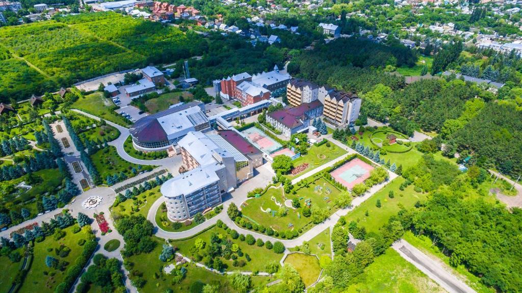 Санаторий МАШУК АКВА-ТЕРМ (Железноводск) - Цены на 2020 год Официальный сайт Ваш курорт