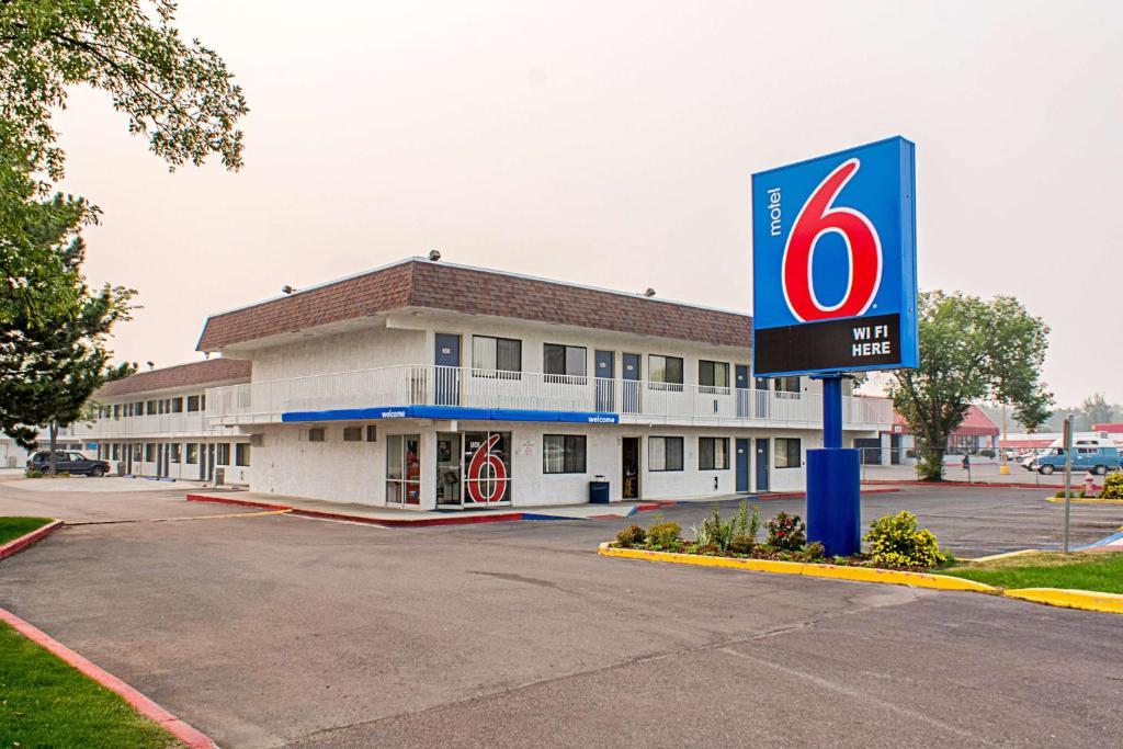 Motel 6 Kalispell, MT - Booking com