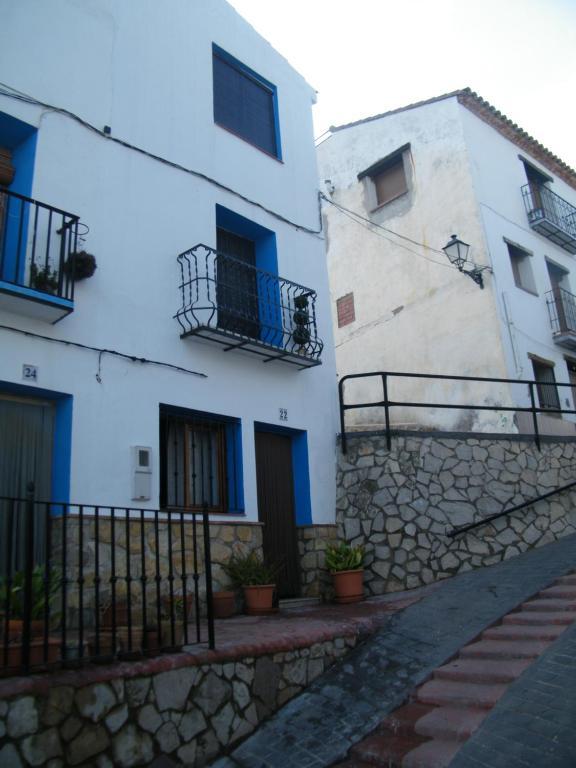 Casa de campo Casa La Chelva (España Alcudia de Veo ...