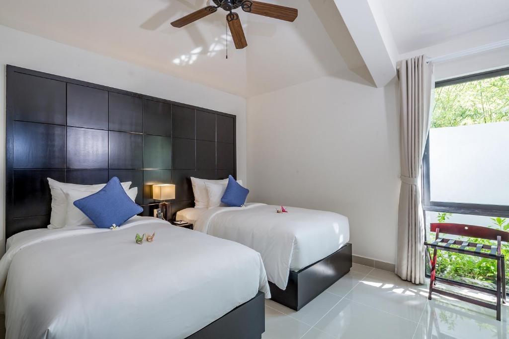 Biệt thự 2 Phòng ngủ với Hồ bơi Riêng