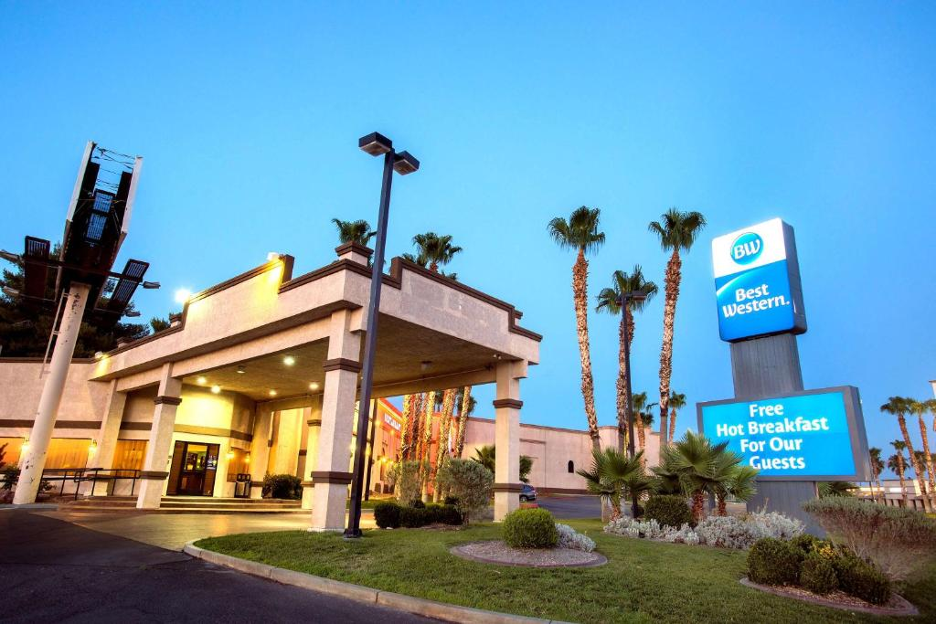 Hotel Best Western Pahrump Station, NV - Booking com