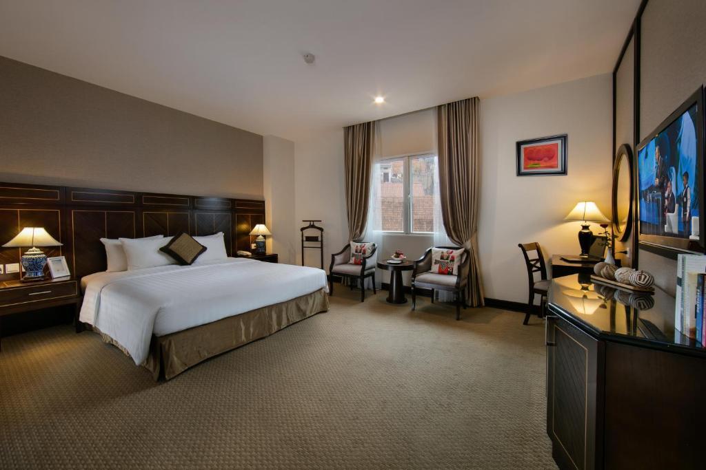 Phòng Premium Deluxe Giường Đôi/2 Giường Đơn