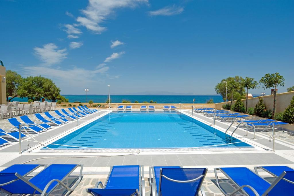 The swimming pool at or close to Aegean Dream Hotel