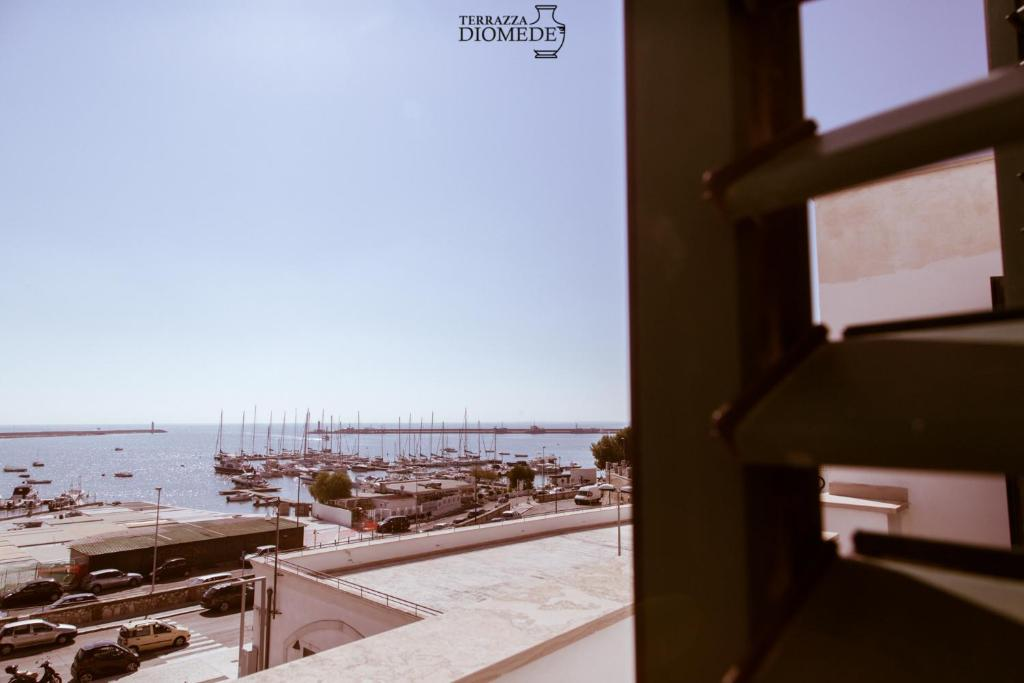 Vacation Home Terrazza Diomede Manfredonia Italy Booking Com