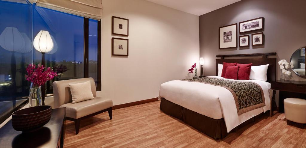 Suite Premier 2 Phòng Ngủ Đủ Dịch Vụ