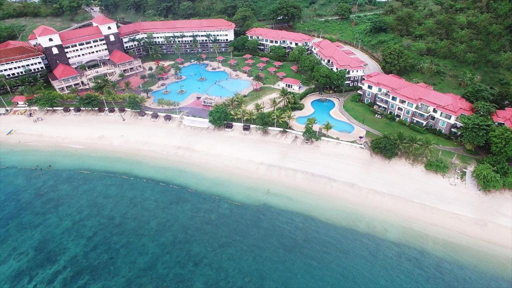 A bird's-eye view of Canyon Cove Hotel and Spa