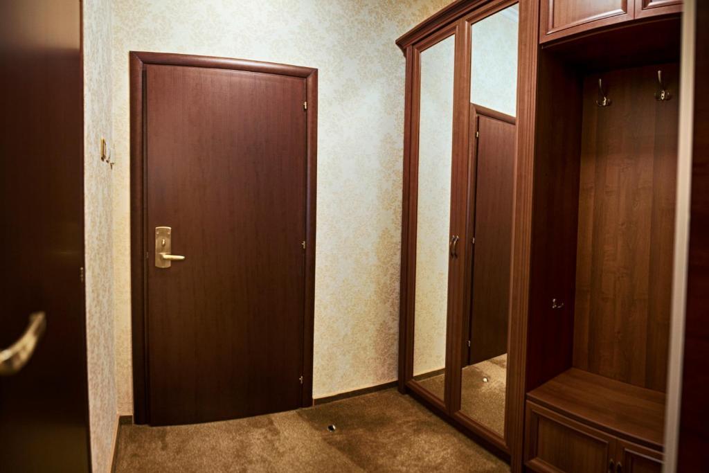 Ванная комната в Отель Вилладжио