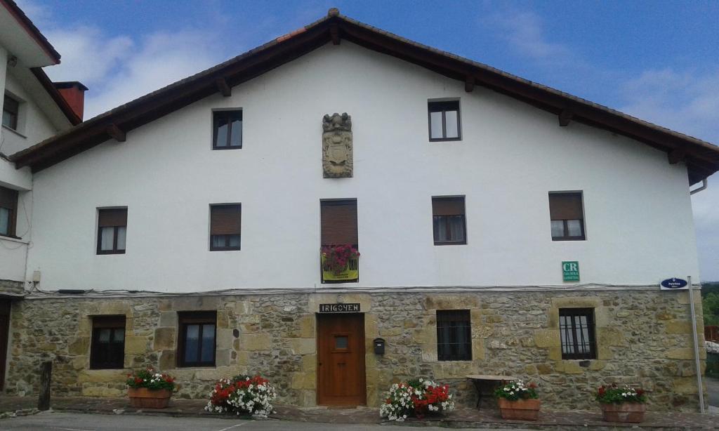 Casa Rural Irigoien (España Zubieta) - Booking.com