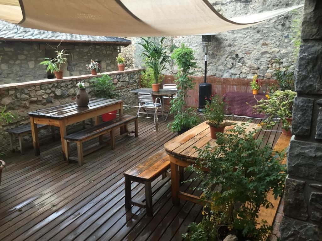 Un restaurante o sitio para comer en La Calma de Bellver