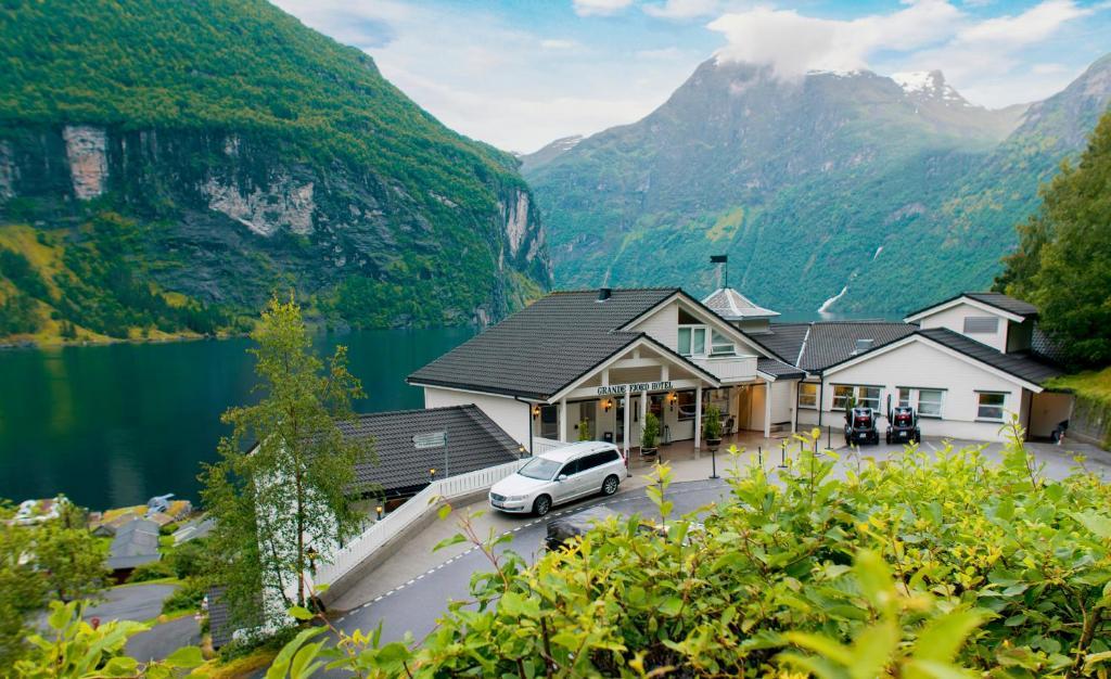 Grande Fjord Hotel Geiranger Norway