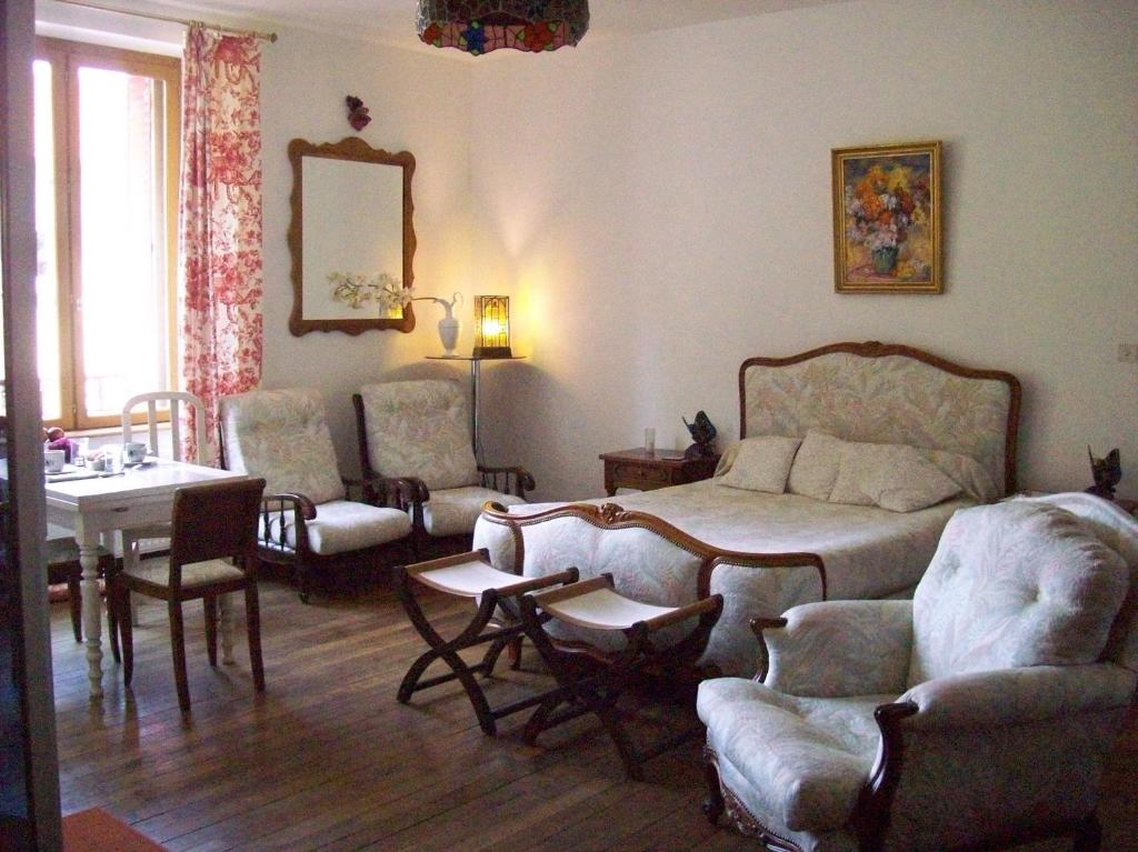 Bed & Breakfast La Chambre d\'Amis (Frankreich Vauquois ...