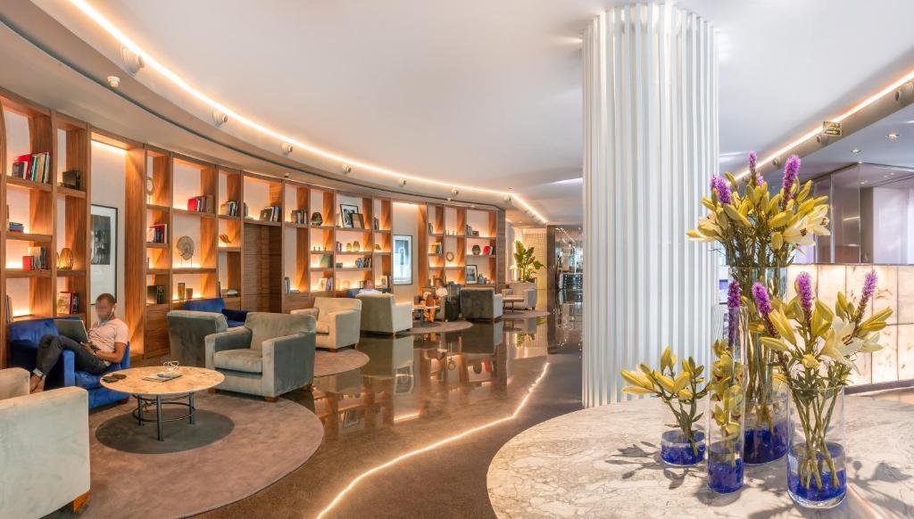 Hotel SH Valencia Palace (España Valencia) - Booking.com