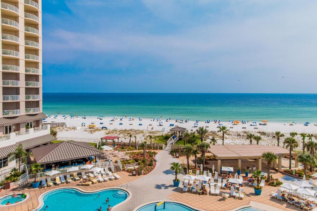 Resort Hilton Pensacola Beach Fl