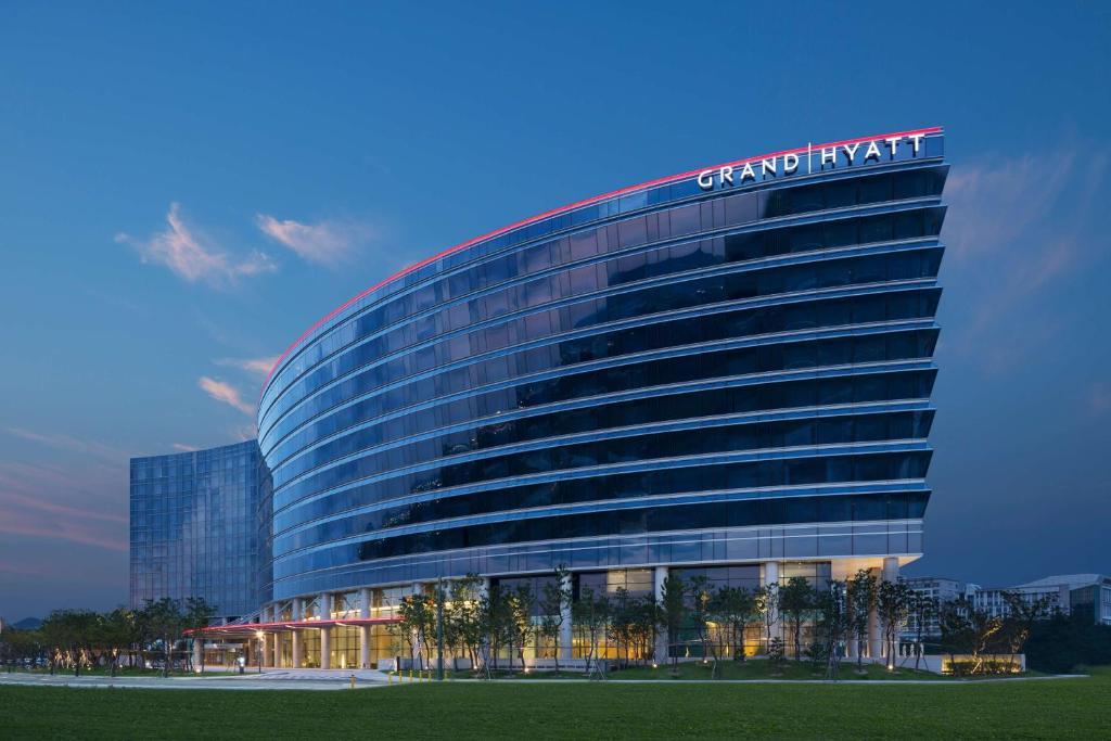 Grand Hyatt Incheon.