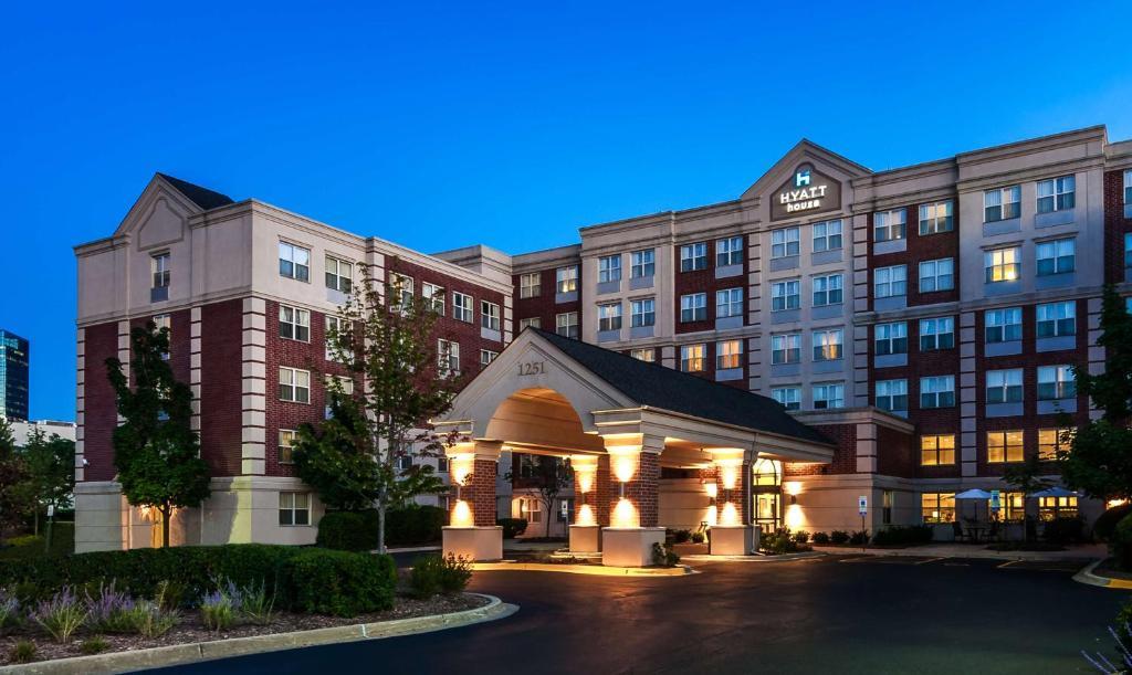 Hotel Hyatt House Chicago, Schaumburg, IL - Booking com