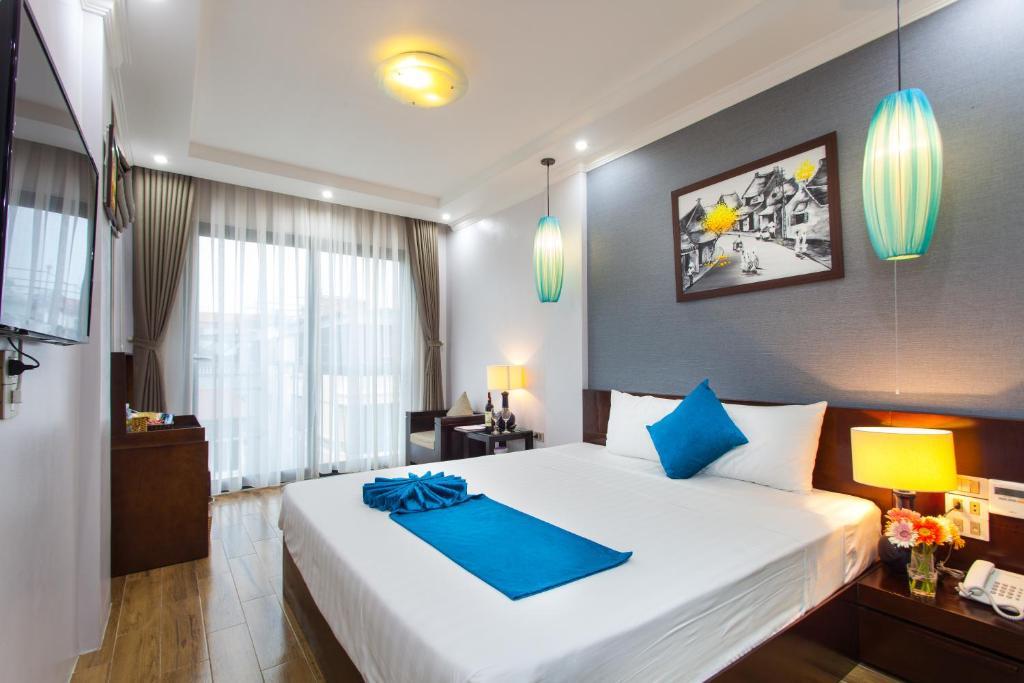 فندق Hanoi Bella Rosa Suite Hotel