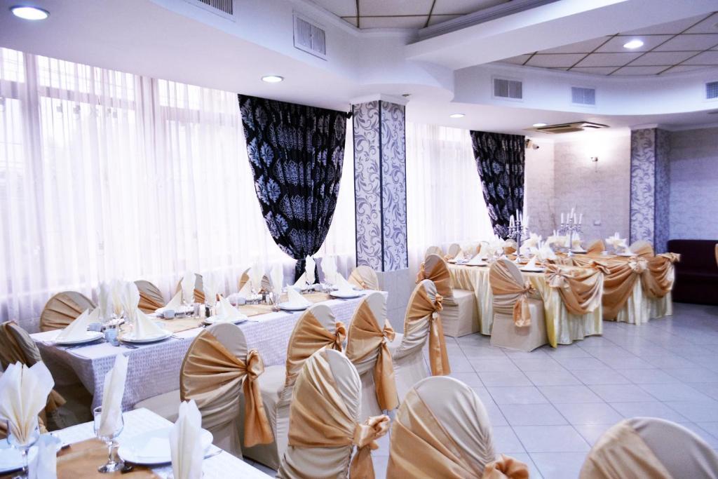Facilități pentru petreceri la