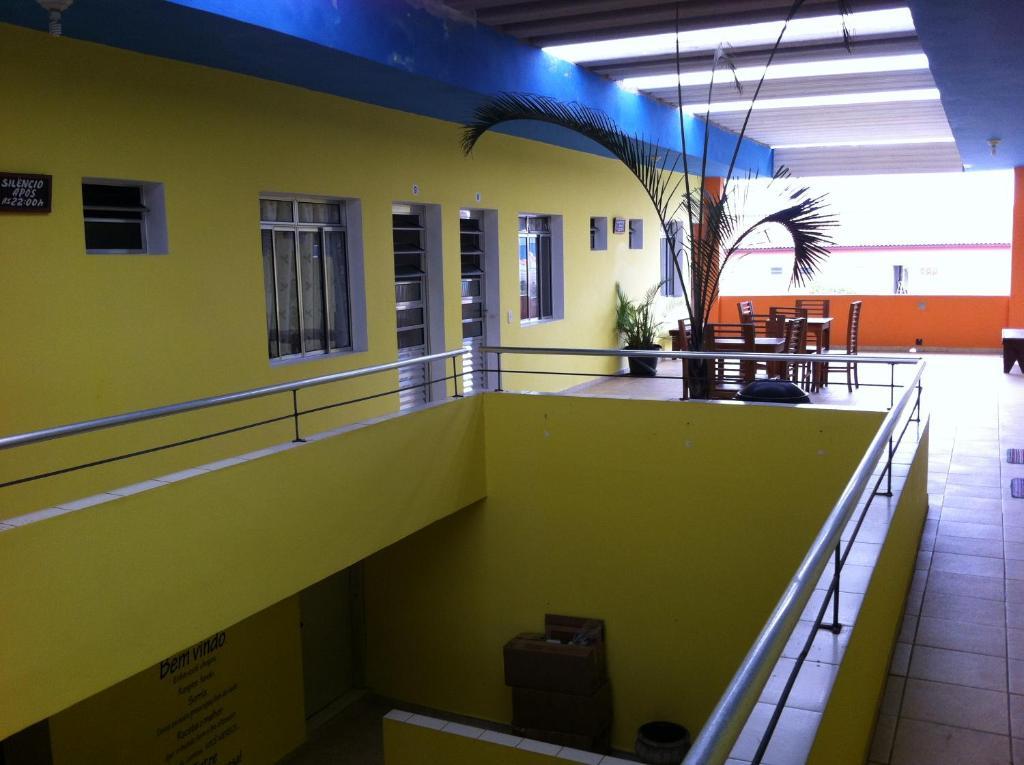 Uma varanda ou terraço em Pousada Bem Brasil