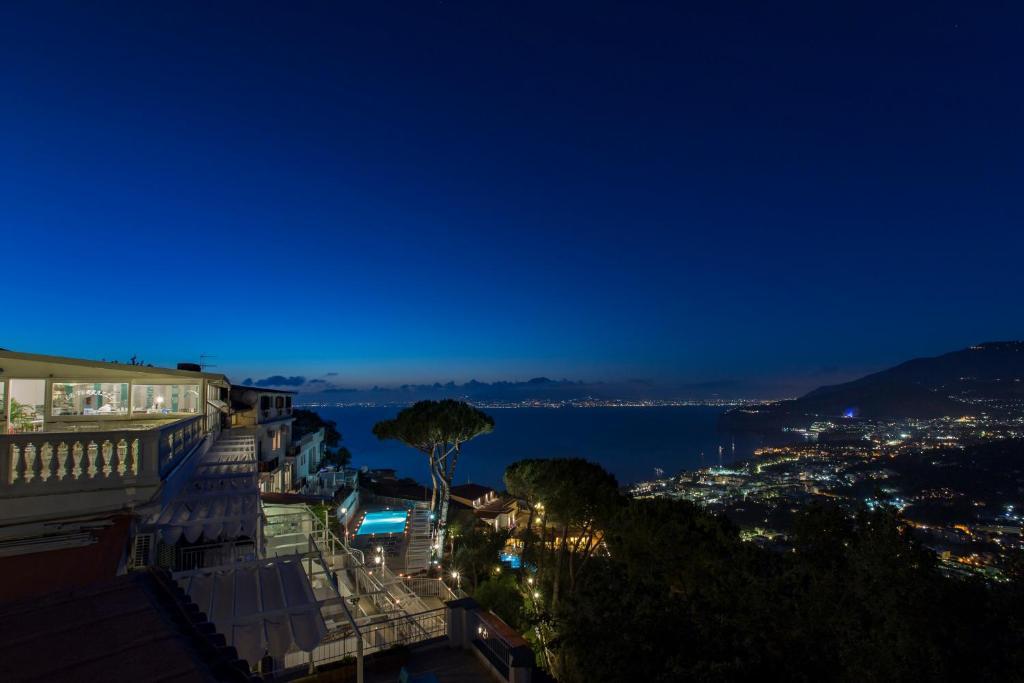 Residence Le Terrazze Sorrento Italy Booking Com