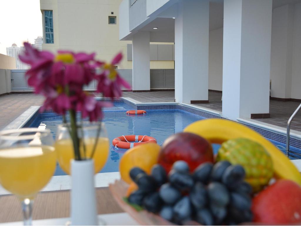Apartment President Waves, Juffair, Bahrain - Booking com