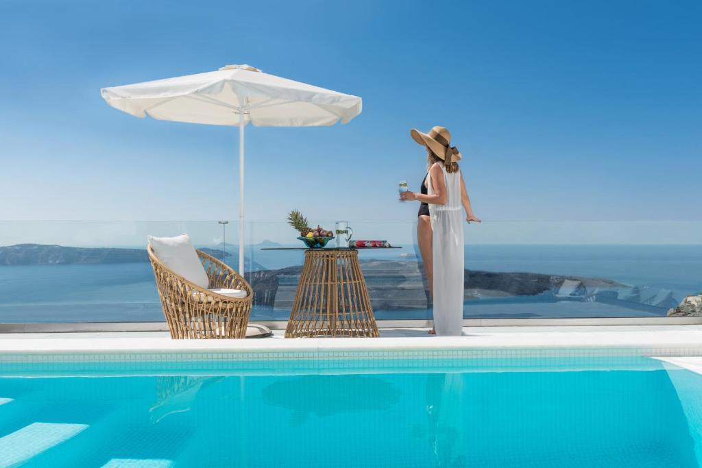 Πισίνα στο ή κοντά στο Anteliz Private Villa