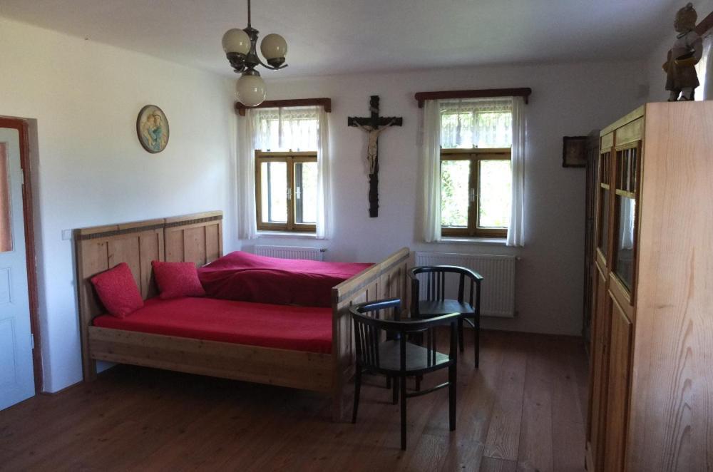 Casa de campo Chalupa Vlachovka (República Checa Záboří ...