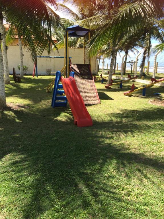 Children's play area at Village Maramar