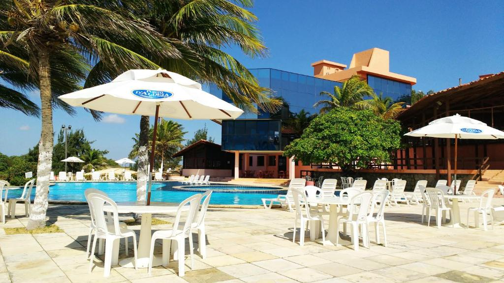 The swimming pool at or near Hotel Porto Da Aldeia