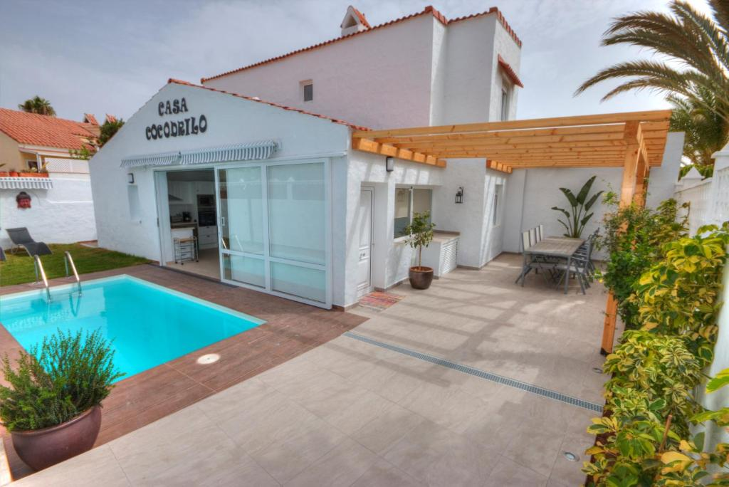 Villa Casa Cocodrilo (Spanje Playa del Inglés) - Booking.com