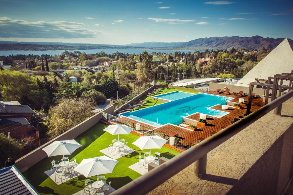 A view of the pool at Eleton Resort & Spa or nearby