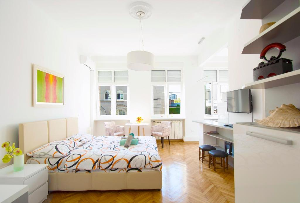 Saint Sava Apartment, Belgrade...