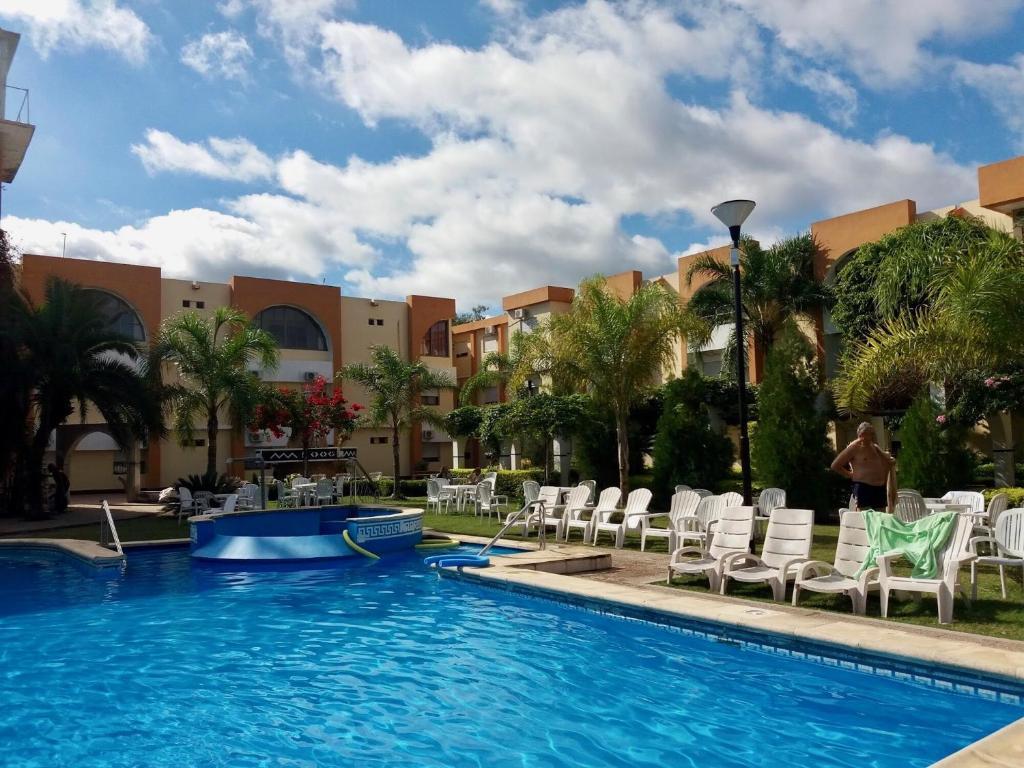 Grand City Hotel (Argentina Termas de Rio Hondo) - Booking.com