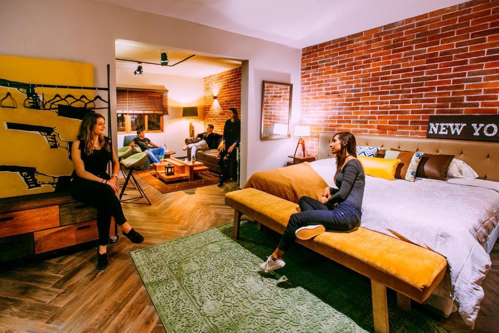 Departamento Casa Azul (Perú Lima) - Booking.com