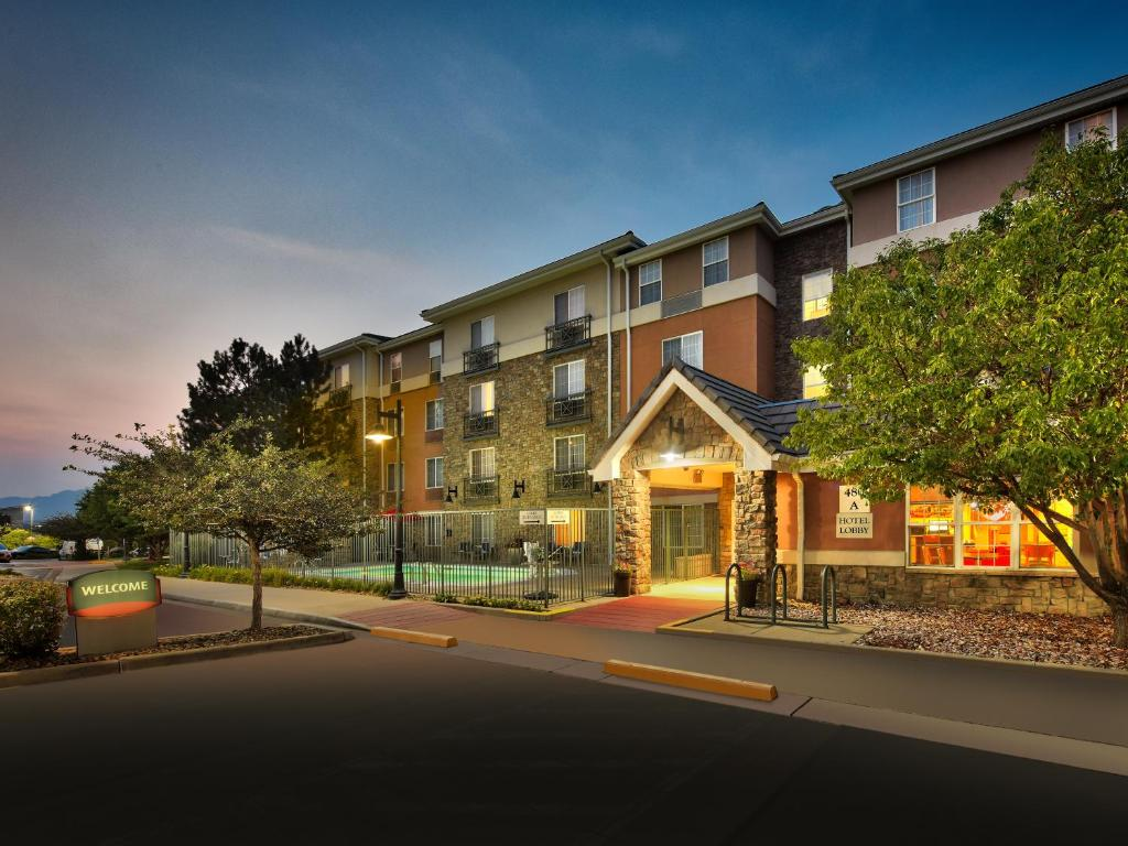 Hotel TownePlace Suites by Marriott, Broomfield, CO ...