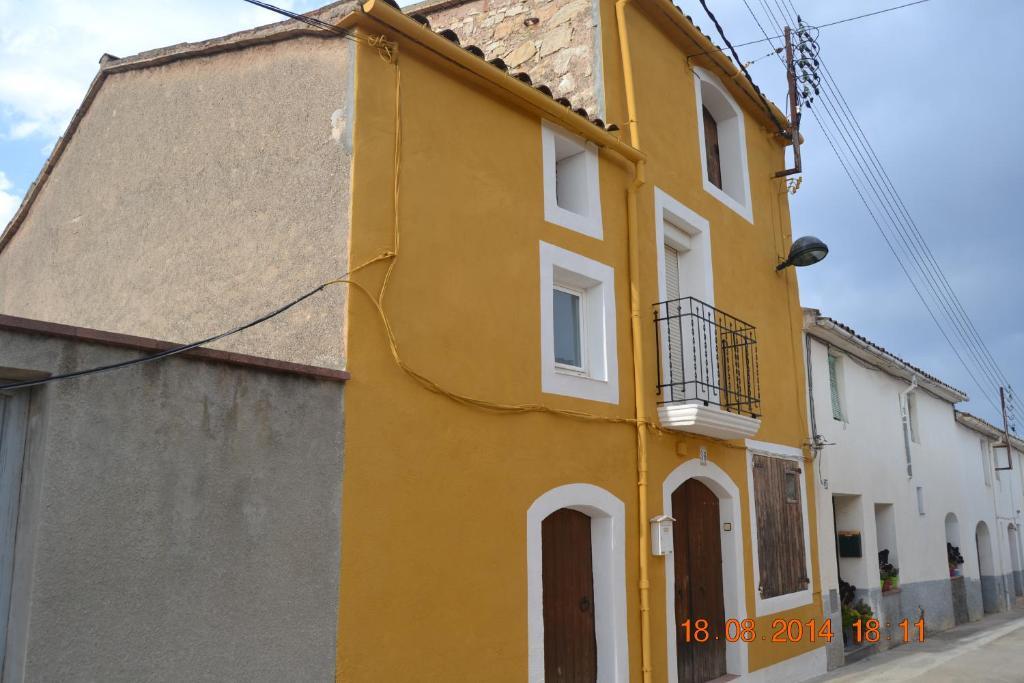 Casa de campo Cal Llorenç (España Sant Pere Sacarrera ...